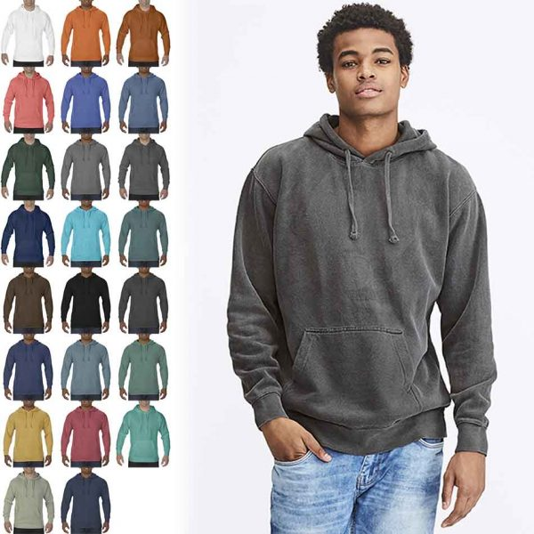 1567 Adult Hooded Sweatshirt